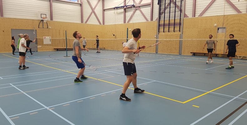 kennismaking met Badminton Abcoude